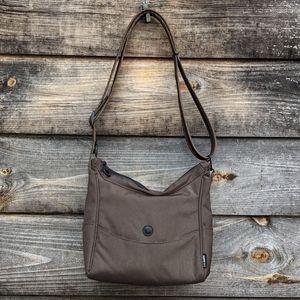 PacSafe PB140 CitySafe 100 Travel Handbag Brown